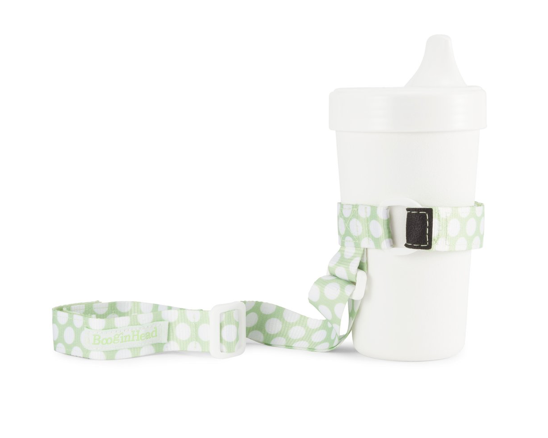 Baby Grip Strap Booginhead Sippi Grip Adjustable sippy cup